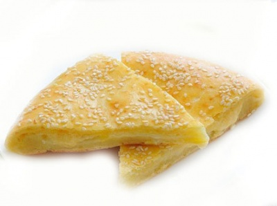 Лепешка с яйцом (200гр.)