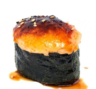 Запеченные суши с тунцом (35гр.)