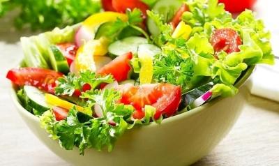 Салат Овощной (130гр.)
